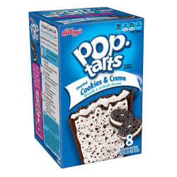 Kellogg's POP Tarts Cookies & Cream