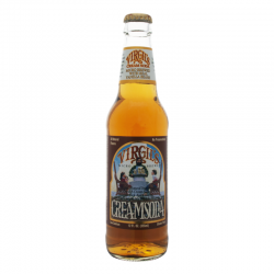 Reeds Virgils Cream Soda 340ml Glass Bottle
