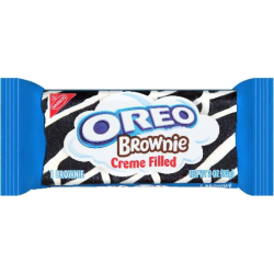 oreo brownie creme filled 85g