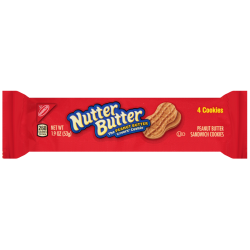 Nabisco Nutter Butter - Snack Size