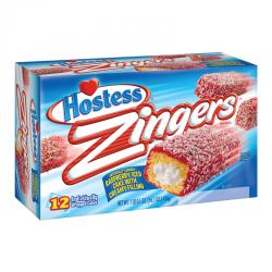 Hostess Zingers Raspberry