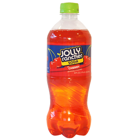 Jolly Rancher Soda Cherry 591ml