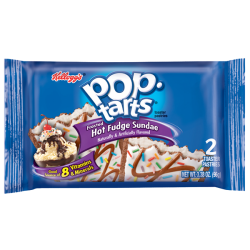 Kelloggs Pop Tarts Frosted Hot Fudge Sundae 2pk