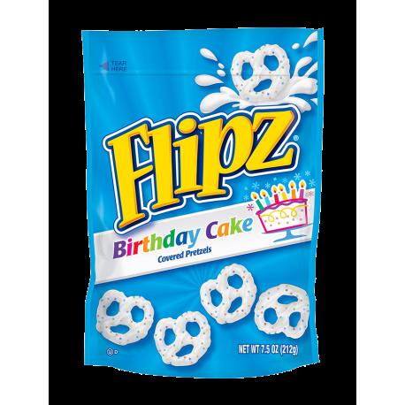 Flipz Birthday Cake Pretzels 141g