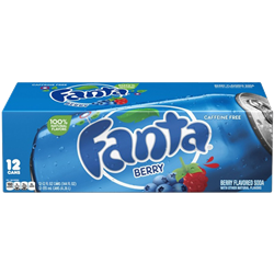 Fanta Berry (Case of 12)