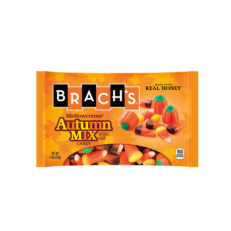 Brach's Mellowcreme Autumn Mix Candy 312g