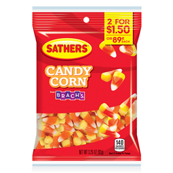 Sathers Candy Corn 92g