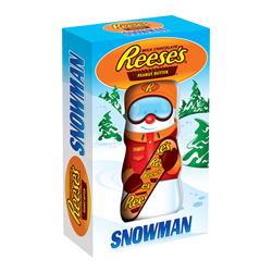 Reeses Peanut Butter Snowman 141g