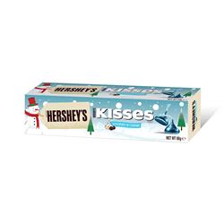 Hersheys Kisses Cookies & Creme Tube 68g