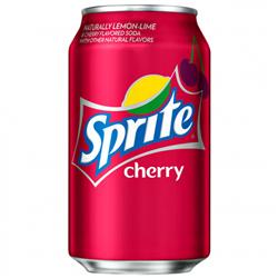 Sprite Cherry 355ml
