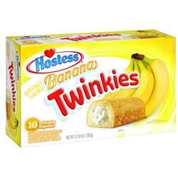 Hostess Twinkies Banana 385g