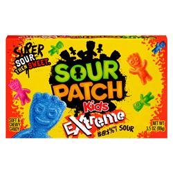 Sour Patch Kids Extreme Theatre Box (99g)