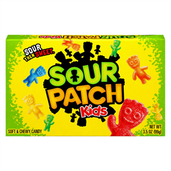 Sour Patch Kids Theatre Box (99g)