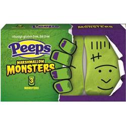 Peeps Marshmallow Monsters 31g