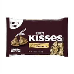 Hershey's Kisses Almond Family Bag 510g