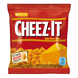 Cheez It Crackers Original (42g)