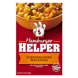 Hamburger Helper Cheeseburger Macaroni (170g)
