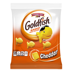 Pepperidge Farm Goldfish Crackers Cheddar (43g)