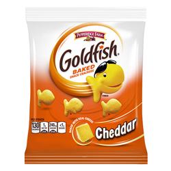 Pepperidge Farm Goldfish Crackers Cheddar (43g)