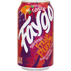 Faygo Fruit Punch (355ml)