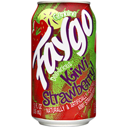 Faygo Kiwi Strawberry (355ml)