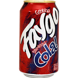 Faygo Cola (355ml)