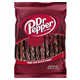 Dr Pepper Flavor Candy Twists