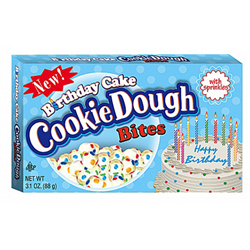 Cookie Dough Bites - Birthday Cake