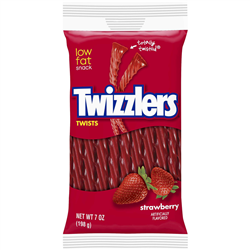 Twizzlers Twists Strawberry (198g)