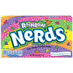 Rainbow Nerds Theatre Box (141.7g)
