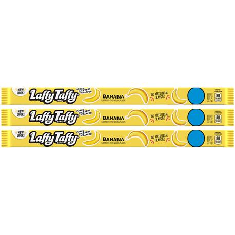 Laffy Taffy Rope Banana (23g)