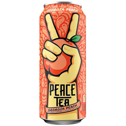 Peace Tea Georgia Peach (695ml)
