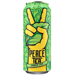 Peace Tea Green Tea (695ml)