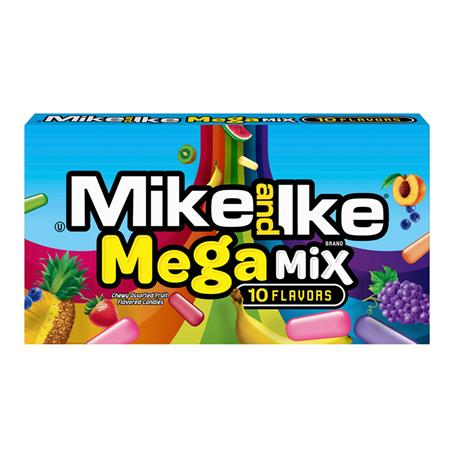 Mike & Ike Mega Mix (141g)