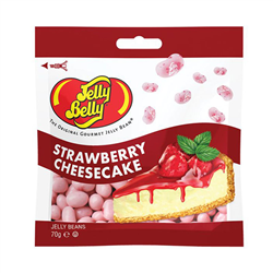 Jelly Belly Strawberry Cheesecake (70g)