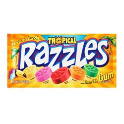 Razzles Tropical (40g)
