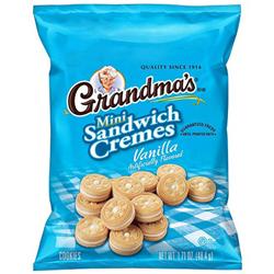 Grandmas Mini Sandwich Cremes (60.1g)