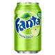 Fanta Green Apple Can 355ml