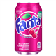 Fanta Wild Cherry Can 355ml