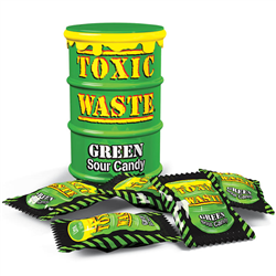 Toxic Waste Green Drum (42g)