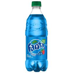 Fanta Berry Bottle 591ml