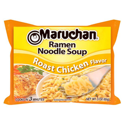 Maruchan Ramen Noodles Roast Chicken (85g)