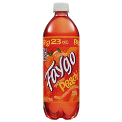 Faygo Peach (680ml)