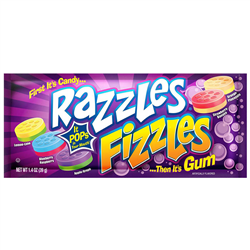Razzles Fizzles (39g)