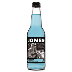 Jones Berry Lemonade Soda (355ml)