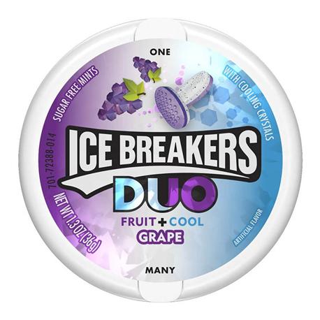 Ice Breakers Duo Grape (36g)