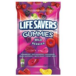 Lifesavers Gummies Wild Berries (198g)