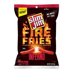 Slim Jim Fire Fries - Inferno (78g)