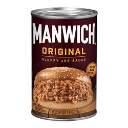 Manwich Original Sloppy Joe Sauce (680g)