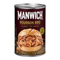 Manwich Bourbon BBQ Sloppy Joe Sauce (453g)